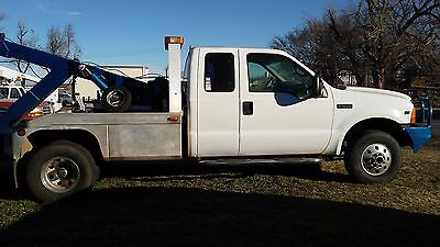 2000 Ford--F350--Ext.-Cab--Dually 4X4--Wrecker