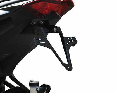 License plate bracket Z1000 Bj.10- / SX from year: 11 / SX Tourer from 11