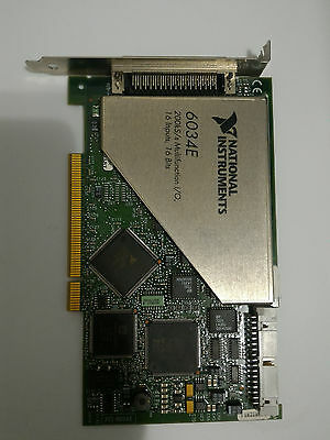 National Instruments PCI-6034