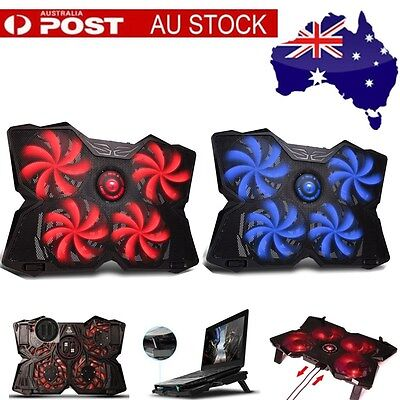 Marvo FN-30 Double USB 4 Fans Computer Cooler Notobool Tablet Laptop Cooling Pad