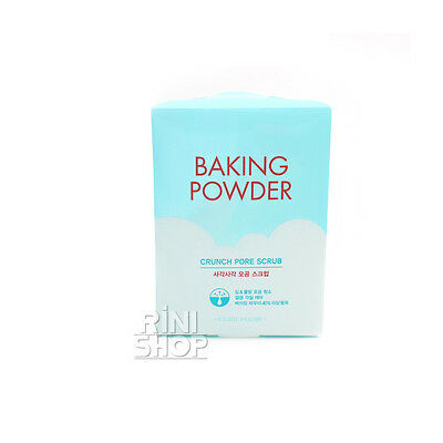 [ETUDE HOUSE] Baking Powder Crunch Pore Scrub 7g x 24Pouches Rinishop
