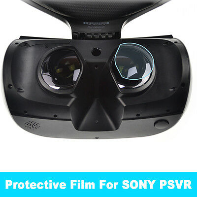 Protective Film For SONY PSVR PS4 VR PlayStation VR Headset Case Lens Screen