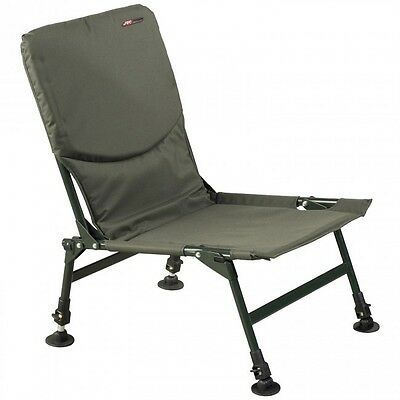 JRC NEW Carp Fishing Green Contact Lite Chair - 1294365