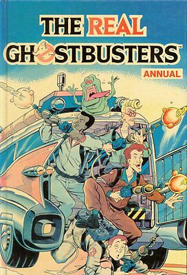 The Real Ghostbusters Annual[1991]Marvel[Not Clipped]