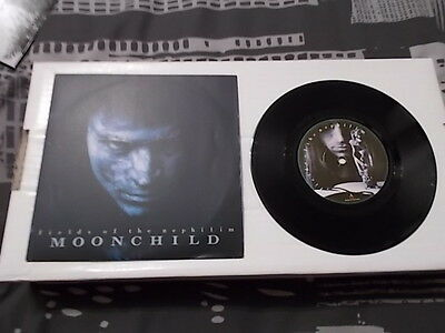 "FIELDS OF THE NEPHILIM Moonchild 1988 7"" EP (Situation Two / sit 52)"