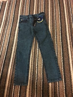 Boys Next Jeans Age 6 Years BNWT With Accessory