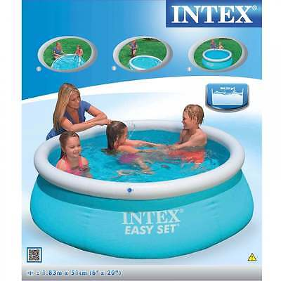 Intex 6ft x 20in Easy Set Swimming Pool
