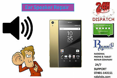 Sony Xperia Z5 Premium Ear Speaker Replacement - 24 HOUR REPAIR SERVICE