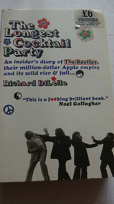 The longest cocktail party °°° Diary of the BEATLES °° Richard deLillo °° engl