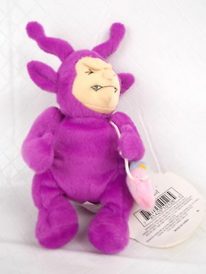 Meanies Twisted Toys Teletushy 1999 by the Idea Factory #3340