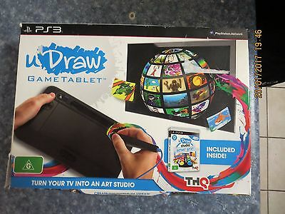 uDraw Game Tablet with uDraw Studio Instant Artist -   PS3 - Playstation