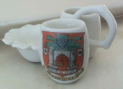 Crested China - Redhill
