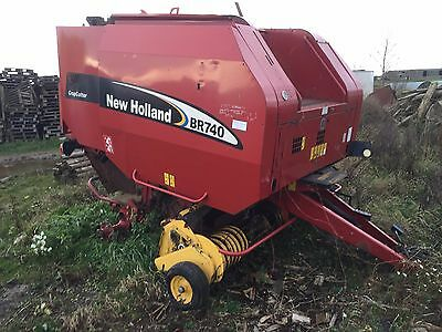 New Holland Round Balers Breaking Most Models