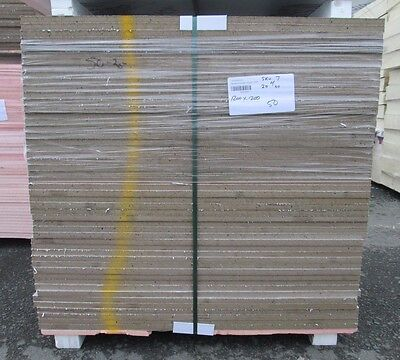 Seconds Insulation Board 20mm/23mm Kingspan Kooltherm