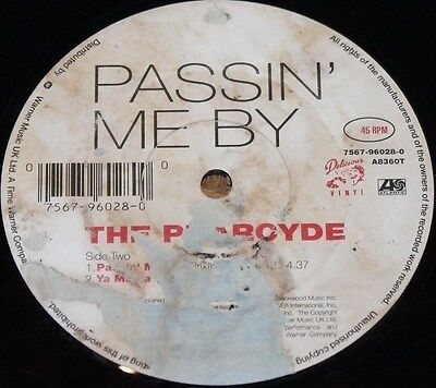 "THE PHARCYDE * PASSIN' ME BY * Classic Hip Hop 12"" Vinyl"