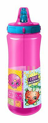 Spearmark Drink Bottle 590 ml Shopkins High Quality Brand New Fast Delivery