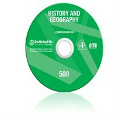 5th Grade SOS History Geography Homeschool Curriculum 5 Switched On Schoolhouse