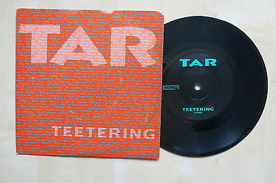 "TAR Teetering / The In Crowd USA 7"" in picture sleeve Touch & Go Records 1992"