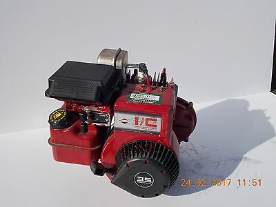 Briggs and Stratton 3.5hp,  6:1 Gear Reduction Engine