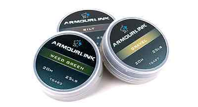 Nash Tackle NEW Carp Fishing Heavy Sinking Braid Armourlink *All Variations*