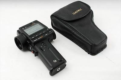 【EXC+++】 Sekonic Dual Spot Meter F L-778 w/ Case From Japan