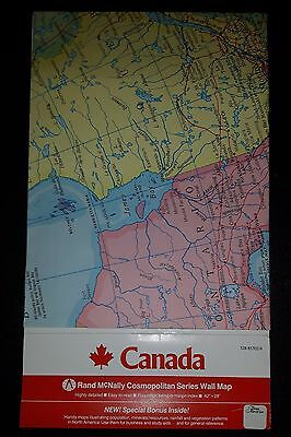 Wall Map of Canada