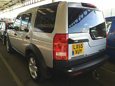 55 Land Rover Discovery 3 Tdv6 Hse Flagship Xenons 7Seats,leather, Nav Roof,pdc