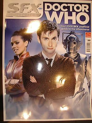 SFX Doctor Who Special Edition 33