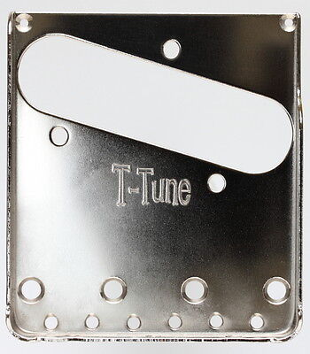 T-Tune Bridge Plate 2 for the Telecaster