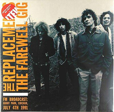 The Replacements - The Farewell Gig (Limited 2 x Red Vinyl) New & Sealed