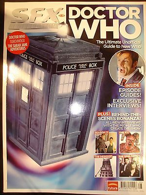 SFX Collection Doctor Who Special Edition 28 Ultimate Guide