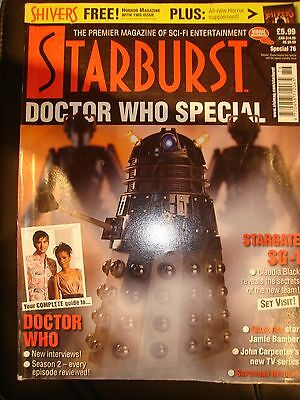 Starburst Doctor Who Special #76 2006