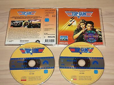 TOP GUN 2 VCD CDi - TOM CRUISE / PHILIPS in MINT
