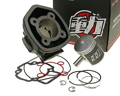 Cylinder Kit 70cc NARAKU for Gilera DNA 50 ZAPC270