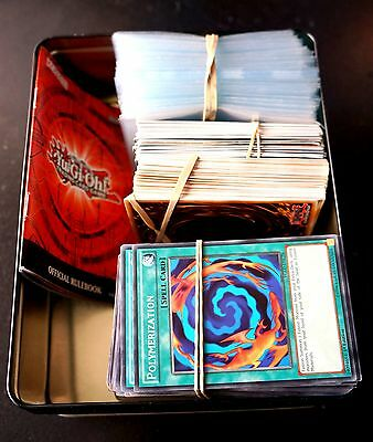 Yugioh Bundle/Joblot/clearout/ with tin