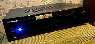 Pioneer A-300r rare Audiophile Stereo Integrated Amplifier+Mods+Remote - Legend!