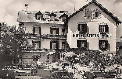 Igls in Tirol Hotel Stetternhof not posted 1957