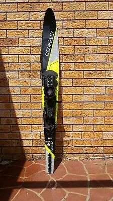 "Water Ski,2016 Connelly Carbon V 65"" Tournament Ski.brand New"