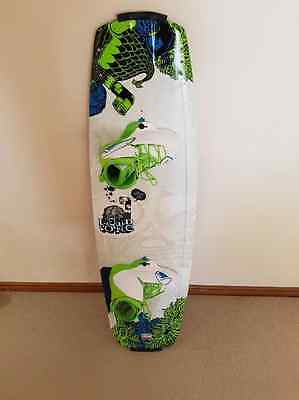 Wake Board,2015 Liquid Force Harley Classic Wake Board 139 Cm.harley Boots.new