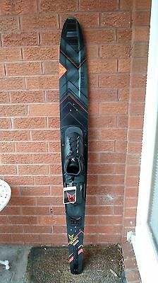 "Water Ski Ho Triumph 65"".ho Small Size Apex Front Boot & Artp.new"