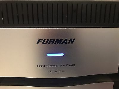 Furman IT-Reference 15i 11-Outlet Discrete Symmetrical AC Power Source