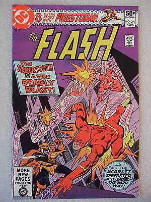 The Flash  #291  1st. appearance of Sabre Tooth.  VFN