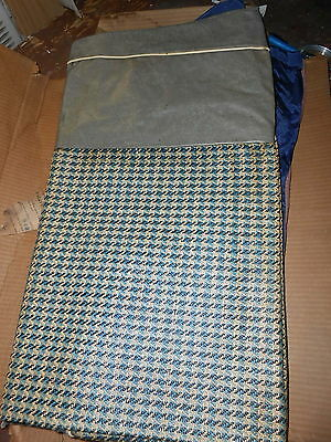 NOS Vintage Seat Covers 1949 Pontiac Chieftan Sedan Fleetline Styline Sedan 4 DR