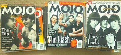 MOJO MAGAZINE collection issue 1 to 265 all Excellent BOWIE BEATLES STONES WHO