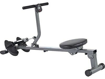 pro fitness rowing machine