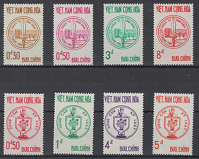Vietnam Mounted Mint Selection (3)
