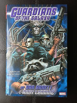MARVEL COMICS - Guardians of the Galaxy by Abnett & Lanning Omnibus (Hardcover)