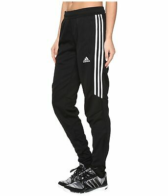 NEW WOMEN'S ADIDAS Tiro 17 Pants - BS3685 - Black/White/White