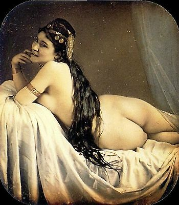 1200 Vintage Colorized Risque Female  Images On Cd