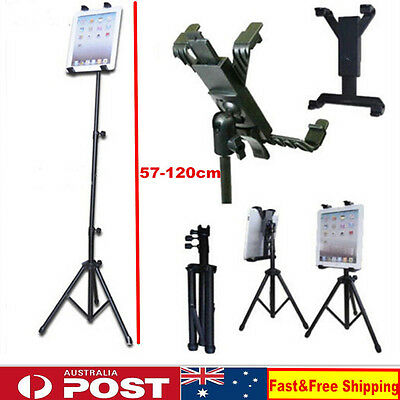 Adjustable Tripod Multi Function Music Stand Holder For Apple Ipad 2 3 4 5 Air 2
